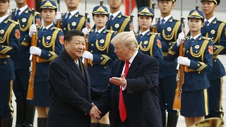 Trump May Raise Tariffs On Chinese Goods Worth $200 Billion - Video