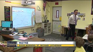 Kevin's Classroom: St. Michael Lutheran
