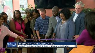 Milwaukee County opens its fifth 'Memory Cafe' for those with dementia - Video