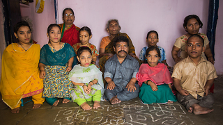 India's Incredible Dwarf Family: BORN DIFFERENT - Video