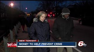 State giving non-profits money to help prevent crime - Video