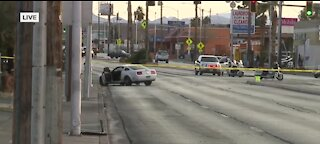 More information about deadly Las Vegas crash
