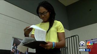 Searching for scholarships - Video