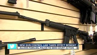 New Maryland gun-control laws taking effect next week