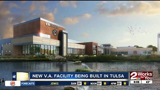 New V.A. facility being built in Tulsa