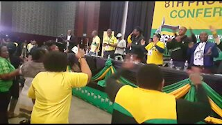 UPDATE 2 - Ramaphosa condemns violence at Eastern Cape ANC conference (bN6)