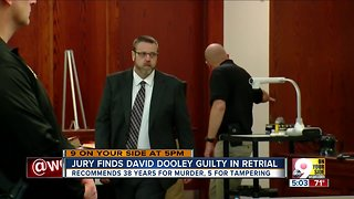 Jury finds David Dooley guilty in retrial