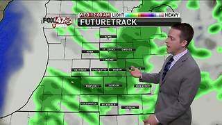 Dustin's Forecast 10-24 - Video