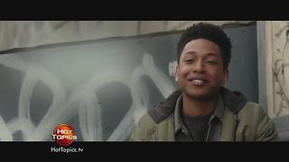 Jacob Latimore talks about new movie,