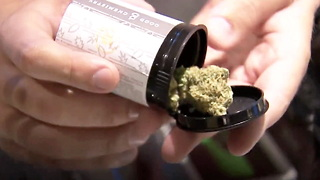 Marijuana Could Help Treat Depression - Video