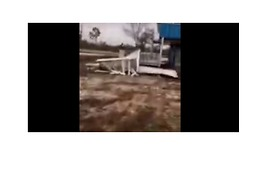 Severe Storms Bring High Winds, Property Damage to Gulf Shores - Video