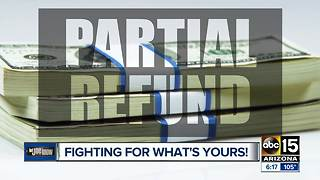 Fight back to get what is yours (and your money back)! - Video