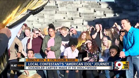 "Local contestant's ""American Idol"" journey"