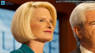 Report: Trump Selects Callista Gingrich To Be His Envoy To The Vatican