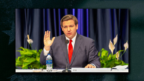 Mainstream Media & Democrats Are Terrified of Governor Ron DeSantis, Begin Targeting Him With Smears