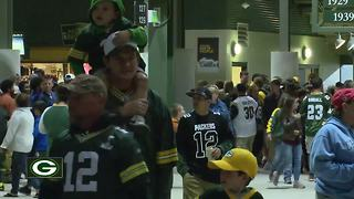 Packers fans have high hopes for this season - Video