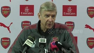 Wenger on Manchester City's success: 'They have petrol' - Video