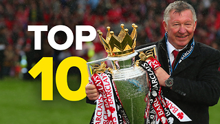 Top 10 Most Successful Managers - Video