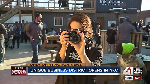 Businesses hope Iron District in North Kansas City becomes new hot spot