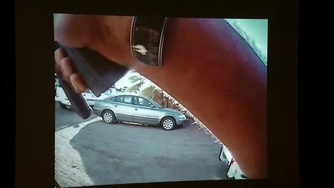 "*GRAPHIC* KCSO releases body cam footage, said SE Bakersfield shooting spree was ""well planned out"""