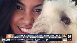 Grad student killed after 12-year-old jumps from overpass onto SUV - Video