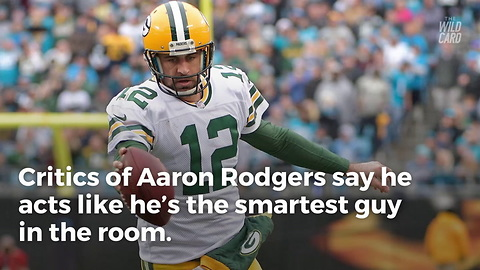 Packers QB Aaron Rodgers Is Now a Doctor