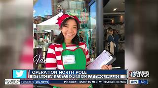 Tivoli Village opens Operation North Pole with full month of events - Video