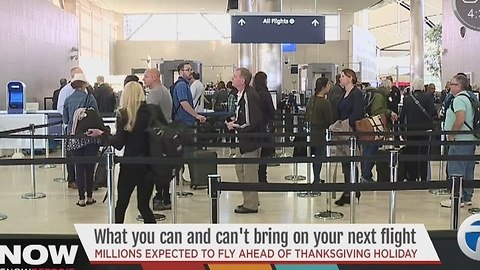 TSA travel tips