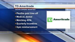 Workers Wanted: TD Ameritrade - Video