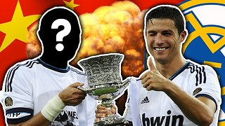 OFFICIAL: Real Madrid Star In SHOCK Transfer To China! | #VFN - Video