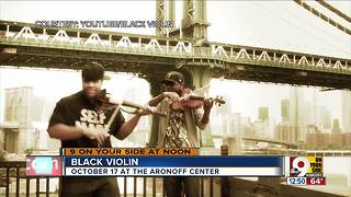 Black Violin playing in Cincinnati - Video