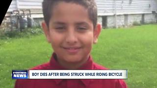 CHILD KILLED TAKING SUPPLIES TO FUNDRAISER - Video