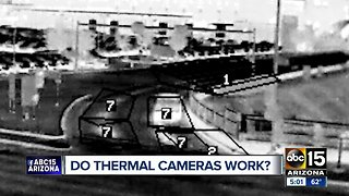 The impact of thermal cameras stopping wrong-way drivers on Valley freeways