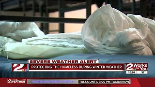 Protecting the homeless during winter weather