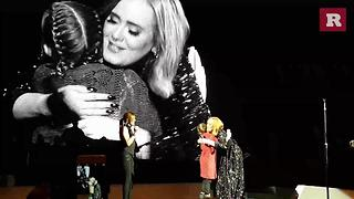 Adele hints that her current tour might be her last | Rare People - Video