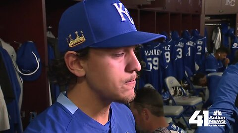 Nicky Lopez says the talent is there for the Royals
