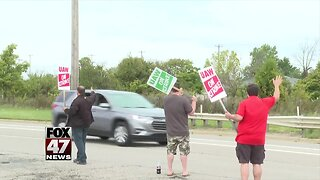 """It gave me goosebumps"": Local UAW weighs in on national ""Solidarity Sunday"""