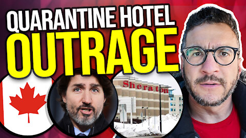 "Sexual Assault at a Canadian ""Quarantine Hotel"" - SHARE on Canada - Viva Frei Vlawg"