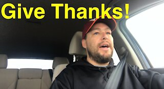 Give Thanks! - Episode 025