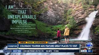Colorado tourism ads feature great places to visit