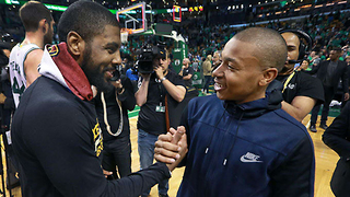 Kyrie Irving-Isaiah Thomas Trade May NOT Happen, Where Will Kyrie Go?! - Video