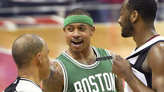 Isaiah Thomas FINED $25,000 for Yelling at Fan - Fair? - Video