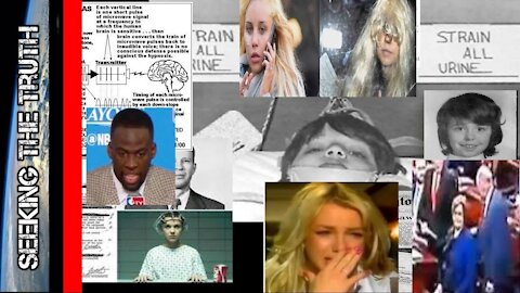 MK Ultra Glitches Caught on Tape - Is this reality?