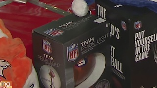 Shop NFL this holiday season! - Video