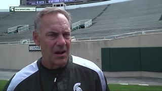 MSU holds 1st scrimmage - Video