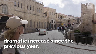 Israel Gets Unexpected Economic Boom - Video