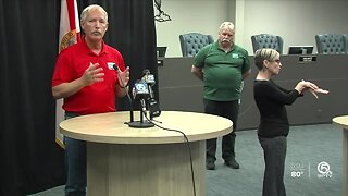 St. Lucie County confirms first positive case of COVID-19