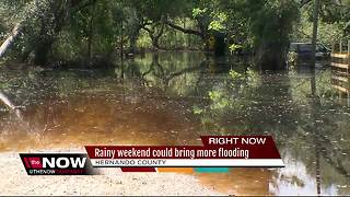Flooding concerns continue along Withlacoochee - Video