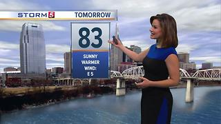 Bree's Evening Forecast: Thursday, June 8, 2017 - Video