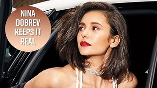Is Nina Dobrev the most modest actress? - Video
